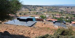 Demirci'nin İçme Suyu Depolarına 4 Milyon Tl'lik Yatırım