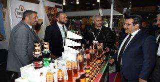Başkan Atilla'dan fuar ziyareti