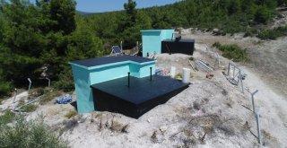 Şehzadeler'de İçme Suyu Depolarının Bakım Onarımları Başladı