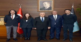 Beşiktaş Belediyesi Çevre Yönetim Sertifikası Aldı!