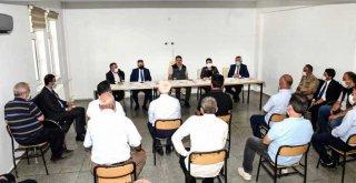 Adana Büyükşehir'den Kozan yangınında tam anlamıyla iş birliği