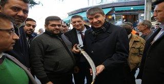 Sobacılar Çarşısı düğümünü Başkan Türel çözdü