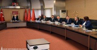 Başkan Tunç Soyer, Ankara'da Başkanlar Zirvesi'ne katıldı