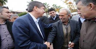 Başkan Türel Gazipaşalılar ile buluştu