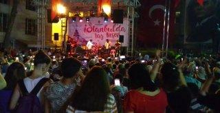 İSTANBUL'DA YAZ NEŞESİ BAŞLADI