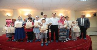 Kuran'ı Kerim öğrenen öğrencilere ödül
