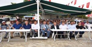 Başkan Albayrak Izgar Camii Açılış Törenine Katıldı