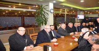 Başkan Albayrak Kapaklı'da Vatandaşlarla Buluştu