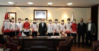 Başkan Zolan: 'Daha güzel başarılara birlikte ulaşacağız'
