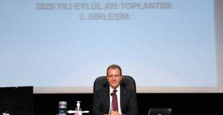 Başkan Seçer: 'Biz Mersin Açıklarındaki Tüm Gemilerden Sintine Alımına Talibiz'