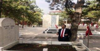 Başkan Şahin:  Yaşar Doğu Bizim Gururumuz