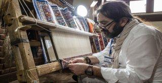Dağ köyünden Katar Sarayı'na ipek halı