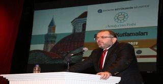 Antalya'nın Fethi kutlanıyor