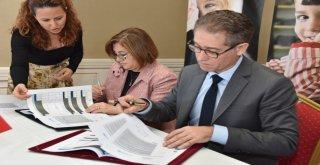 Büyükşehir UNICEF ile  protokol imzaladı.