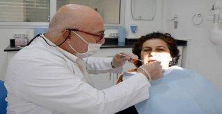Büyükşehir'den Personellere Ağız ve Diş Sağlığı Muayenesi