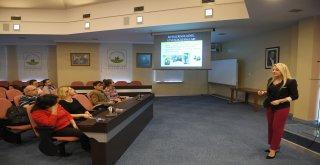 Belediye Personeline İş Güvenliği Eğitimi