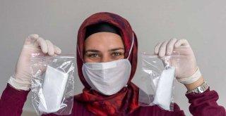 Büyükşehir'in Maske Üretimi 400 Bini Aştı