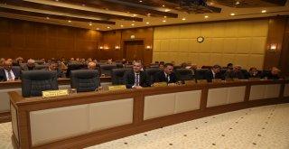 Meclis üyelerine BUAP sunumu