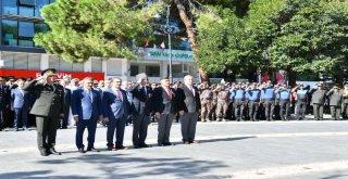 Başkan Şahin Gaziler Günü Törenine Katıldı