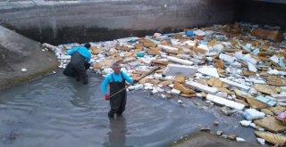 Akarsular Ve Deniz Çöplük Değil!