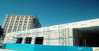 Aktif Yaşam Merkezi tamamlanıyor