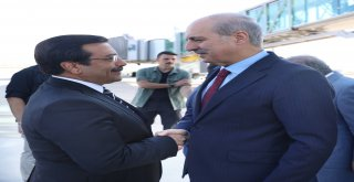 AK Parti Genel Başkan Vekili Kurtulmuş Diyarbakır'da