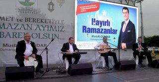 Osmangazi Ailesi İftarda Buluştu