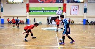 Osmangazi'de Futsal Heyecanı Sona Erdi