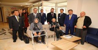Tokai Belediye Başkanı Nilüfer'in yatırımlarına hayran kaldı