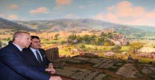 Cumhurbaşkanı Erdoğan, Panorama 1326 Fetih Müzesi'nin Açılışını Yaptı