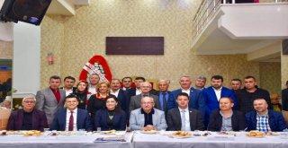 Başkan Albayrak'tan İlçe Ziyaretleri