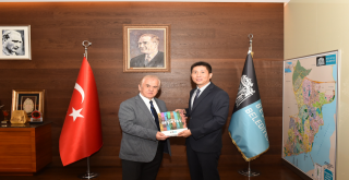 Çin Halk Cumhuriyeti İstanbul Başkonsolosu Cui Wei, Başkan ...