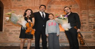 Genç Viyola Sanatçılarından Muhteşem Resital