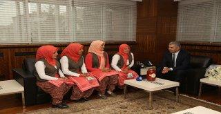 Büyükşehir'in Girişimci Kadınları