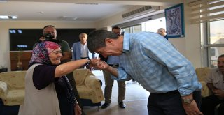 Başkan Türel huzurevi sakinlerini unutmadı