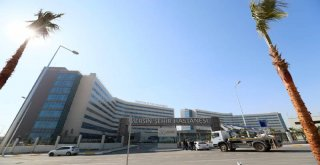 Başkan Kocamaz, 'Şehir Hastanesine Ulaşım Devamlı Surette Sağlanıyor'