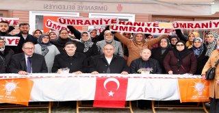 Ümraniye'de Yerli Malı Haftası Etkinliği Düzenlendi