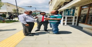 Büyükşehir'den Köprübaşı Kaymakamına Ziyaret