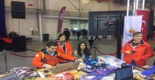 Adanalı Dahi Gençler Robotex'te Çifte Birincilik Kazandı