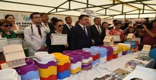 Bakan Pakdemirli Manisa'da Törene Katıldı