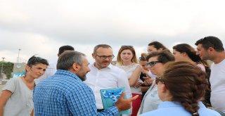 Uluslararası heyetten Sakarya plajlarına tam not