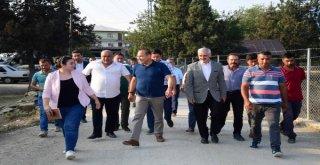 Başkan Sözlü Bayramın Son Gününde Aladağ'da