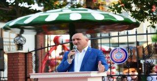 ŞEHİT ERHAN ÖZTÜRK VE ARABA DÜNYASI PARKI'NA RENKLİ AÇILIŞ