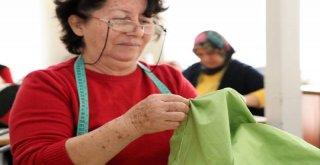 Büyükşehir İle Umutlar Kadınların Ellerinde Şekilleniyor