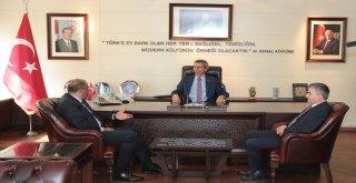 KVKK'dan Büyükşehir'e ziyaret