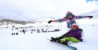 Kış turizminin parlayan yıldızı: Denizli Kayak Merkezi