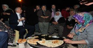 Başkan Osman Zolan: 'Millete hizmet etmek için varız'