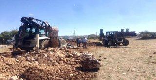 Dr. Mehmet Akarsu Mahallesi'ne Yeni İçme Suyu Hattı