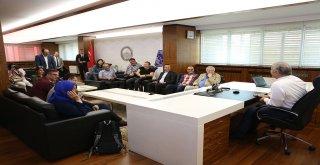 Star Gazetesi Yazarları Büyükşehir'de