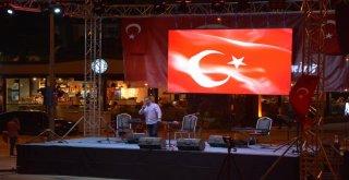 GEMLİK'TE 15 TEMMUZ RUHU